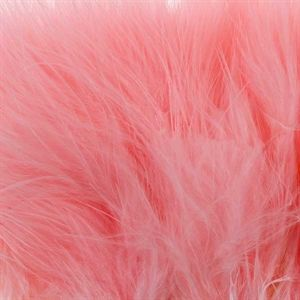 Blood Quill Marabou Shrimp Pink
