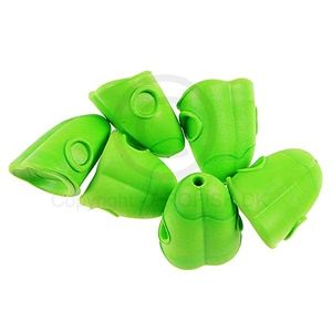 Double Barrel Poppers Green Chartreuse #L