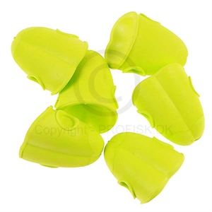Double Barrel Poppers Yellow Chartreuse #XL
