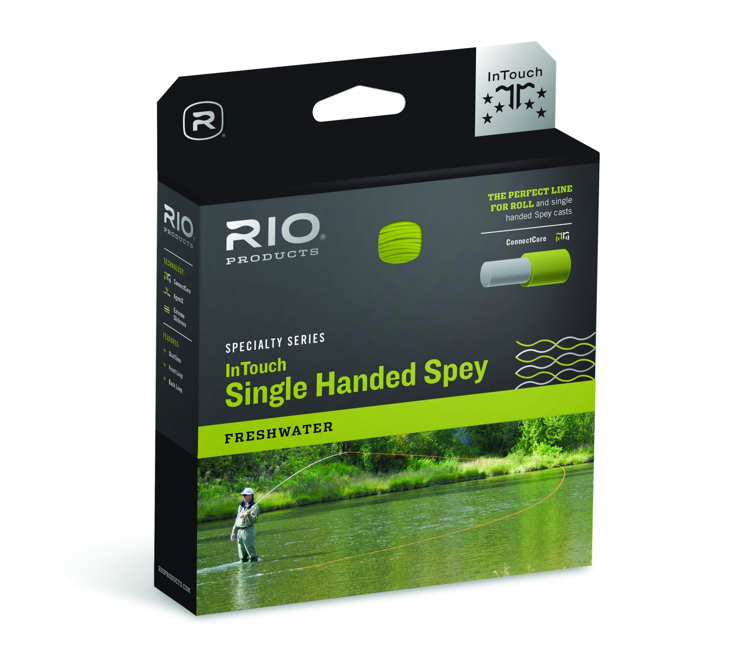 Rio Single Handed Spey Intouch F/H/I