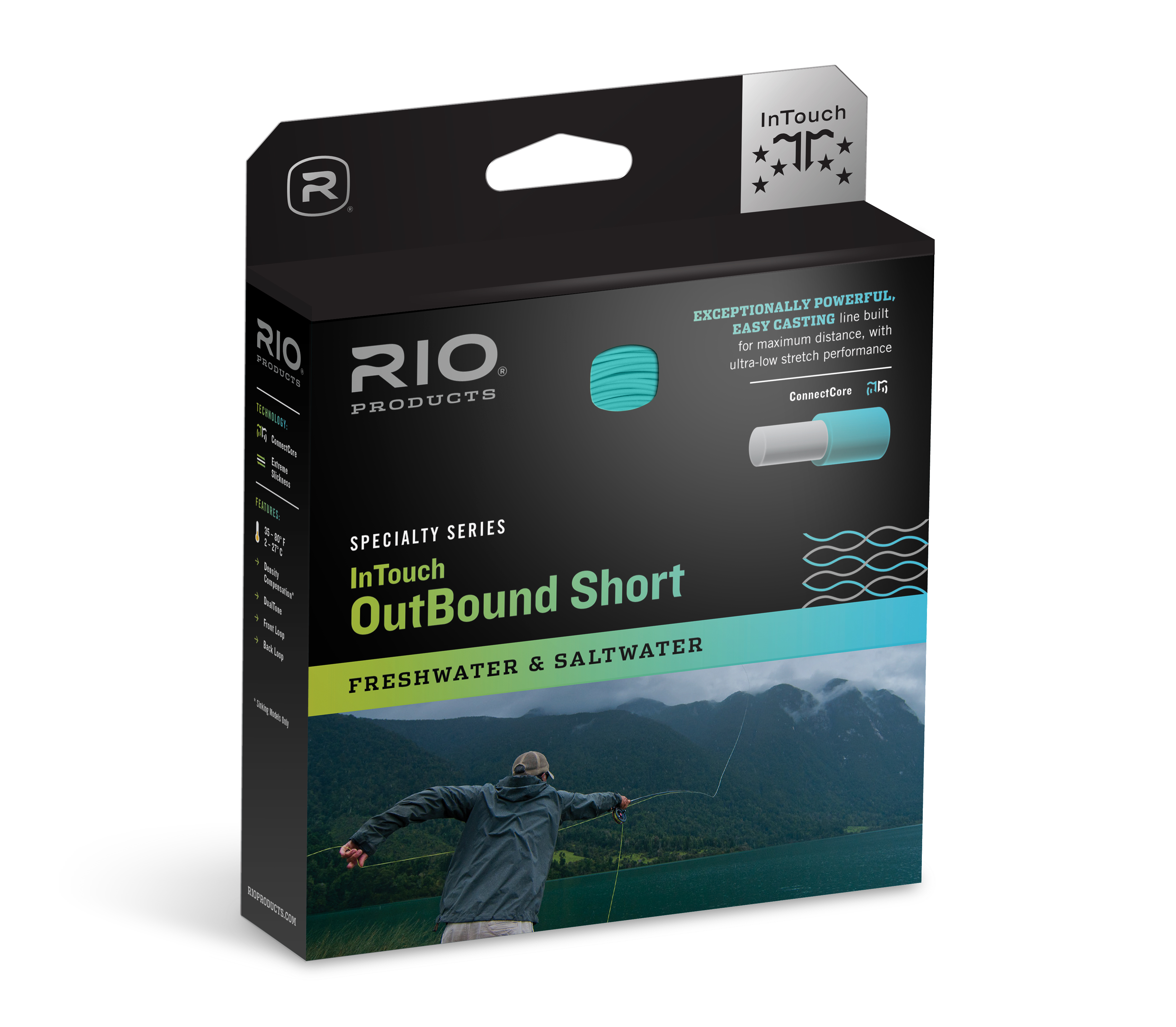 Rio Outbound Short InTouch Float/Int