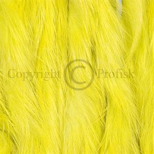 Rabbit Zonker Strips 3 mm. Yellow Chartreuse