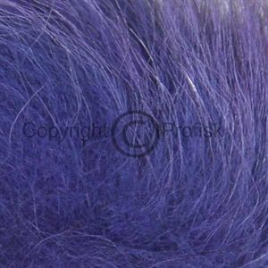 Arctic Fox, tail hair Purple