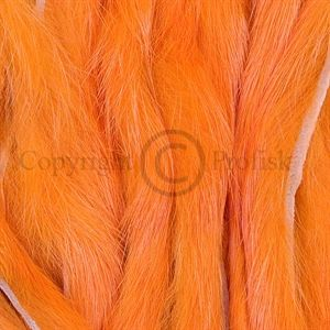 Rabbit Zonker Strips 3 mm. Fl. Orange