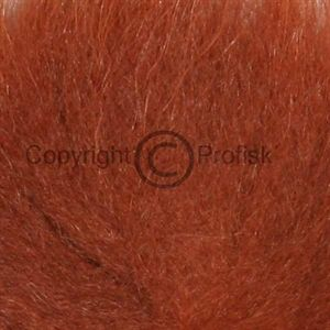 Arctic Fox, tail hair Fiery Brown