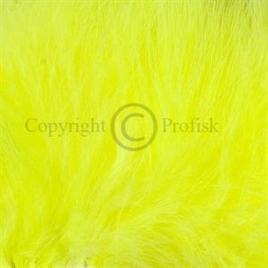Wolly Bugger Marabou Fluo Yellow