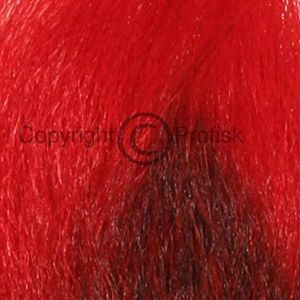 Bucktail pcs. - Red