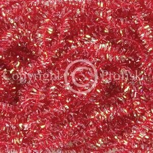 Midge Cactus Chenille 2 mm Red