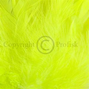 Schlappen feathers L Chartreuse