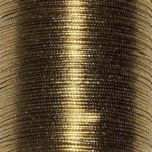 UTC tinsel oval M. Gold