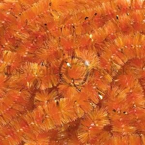 New Age Chenille Orange Crush