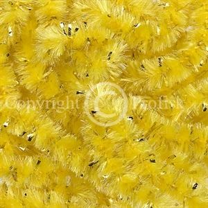New Age Chenille Yellow Yummie
