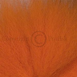 Arctic Fox Tail Orange 3XL