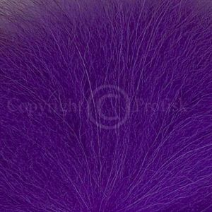 Arctic Fox Tail FL. Purple 3XL
