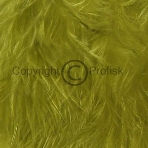 Wolly Bugger Marabou Lt. Olive