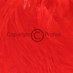 Wolly Bugger Marabou Fluo Red