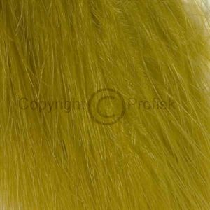 Wolly Bugger Marabou Yellow Olive