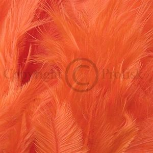 Mini Marabou Hot Orange