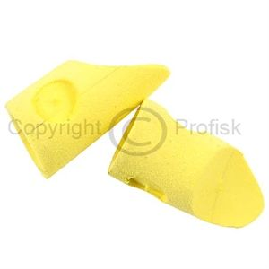 DC Dodger Heads XL Yellow