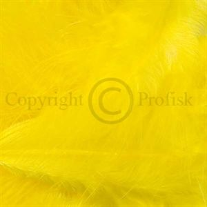 Mini Marabou Yellow