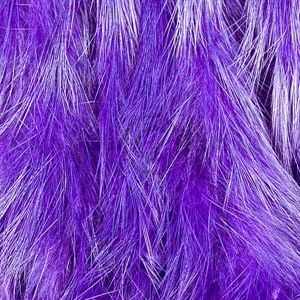 Rabbit Zonker Strips 3 mm. Purple