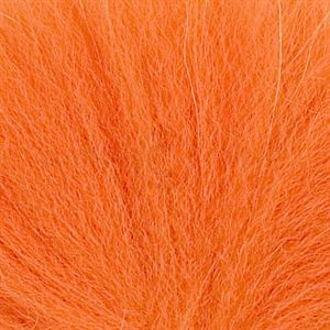 Arctic Fox, tail hair Burnt Orange