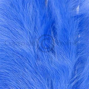 Rabbit Zonker Strips 3 mm. Blue