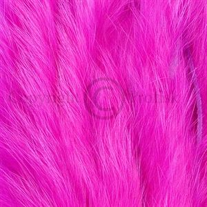Rabbit Zonker Strips 3 mm. Fl. Pink
