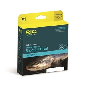 Rio Coastal Seatrout Shooting Head 14g/F