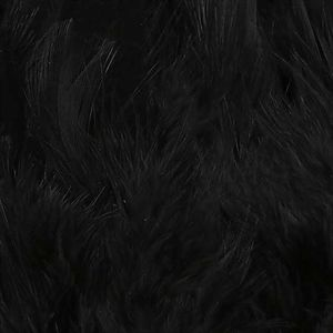 Schlappen feathers M. Black